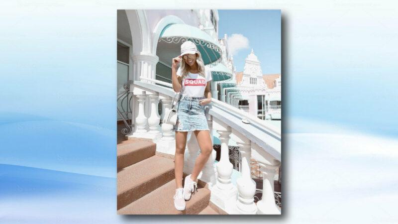 Модные женские образы на лето 2021